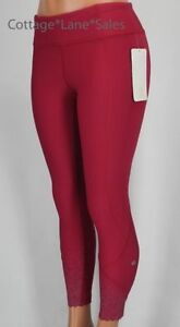 Lululemon Cranberry Exercise tights Size6 (New with tags)!