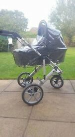 Britax Vigour 3 push chair