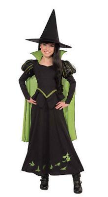 Mädchen Böse Hexe der West Halloween Kostüm der Zauberer von (Hexe Von Der Zauberer Von Oz Kostüm)