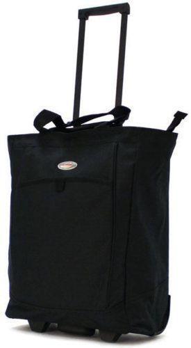 shopping bag on wheels ebay. Black Bedroom Furniture Sets. Home Design Ideas