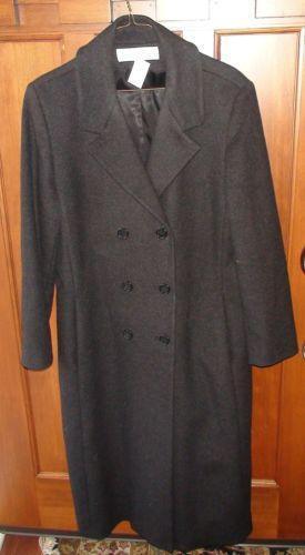 Ankle Length Coat Ebay