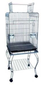 Steel cage grey color brand new