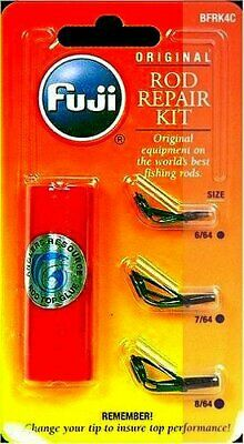 - Fuji Micro Rod Tip Repair 3-Black Micro Tips Includes Glue