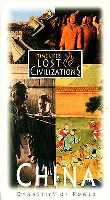 Time Life Lost Civilizations China VHS Peking Shang Chou Mongols Xian Clay Army