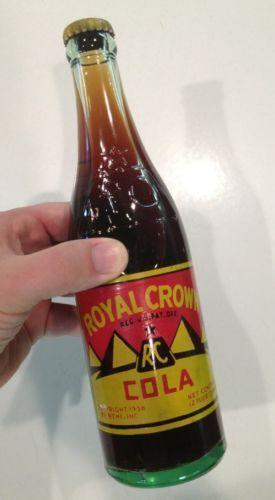 Rc Cola Bottle Ebay