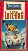 The Love Bug VHS