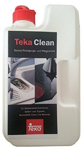 Teka Clean Reiniger Pflegebalsam 250ml Reinigungsmittel Spüle Kochfeld 71,60€/L