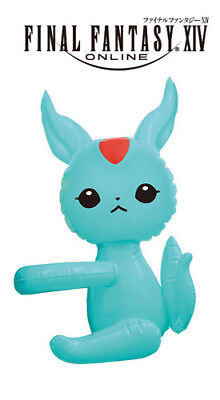 Final Fantasy 14'' Carbuncle Blue Ver.  Blow Up Doll Anime Manga NEW