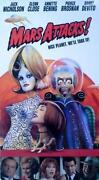 Mars Attacks VHS