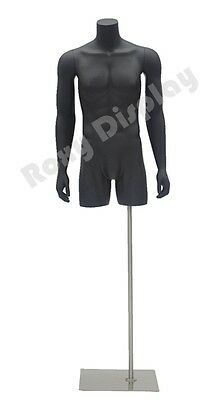 Male Mannequin Torso With Nice Body Figure And Arms Md-tmbk