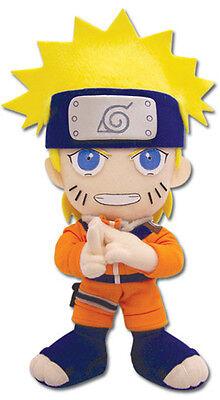 "Great Eastern GE-7035 Naruto w/ Blue Headband 9"" Stuffed Plush Doll"