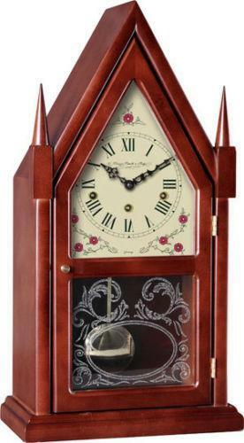 German Mantel Clock Ebay