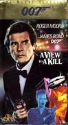 A View to A Kill VHS