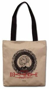 Brand New ~ Misa - Death Note ~ Canvas Tote / Book Bag!