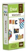 Cricut Cartridge Wild Card 2