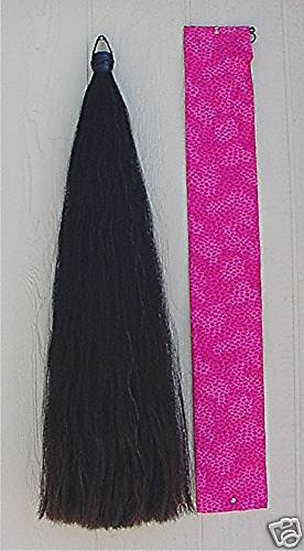 TAIL Extension 1.50# BLACK New KATHY