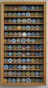 Poker Chip Display Case