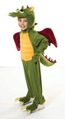 Childrens Green Dragon Costume Fancy Dress 140 CM One Piece - One Piece Dragon Kostüm