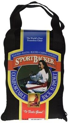 NEW -Sport backer by Nada Chair Back Support - Reduced price! ()