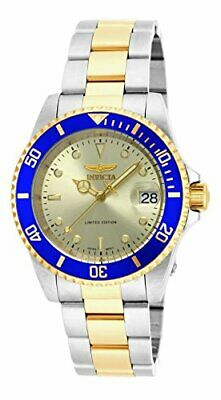 Invicta Men's Pro Diver Automatic-self-Wind Watch with Stainless-Steel Strap,