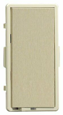 Leviton TTKIT-GI For True Touch Dimmer, Ivory Frame-Gold Touch Plate, Color (Leviton Color Frame)