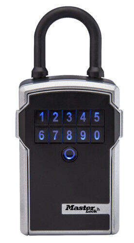 Master Lock 5440ENT Bluetooth Portable Lock Box for Business Applications