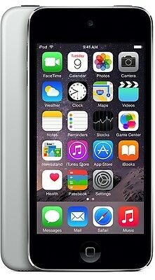 Apple iPod Touch 5th Generation 16GB Silver *NO BACK CAMERA* | Good (Ipod Touch 5th Generation 16gb No Camera)