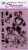 Teddy Bear Stamp