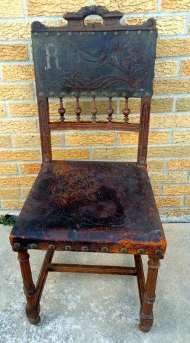 Antique Spanish Chairs Ebay