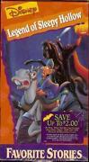 Disney Favorite Stories VHS