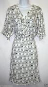 Black and White Dress Size 22
