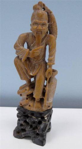 Chinese Soapstone Carving Ebay