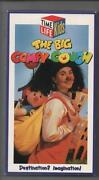 Big Comfy Couch VHS
