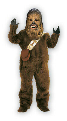 Deluxe Chewbacca Star Wars Adult Halloween Costume (Deluxe Chewbacca Kostüme)