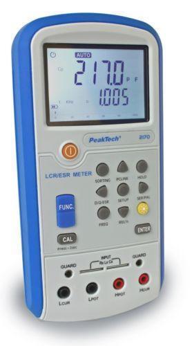 Fluke Esr Meter : Esr meter elektronik elektrotechnik ebay