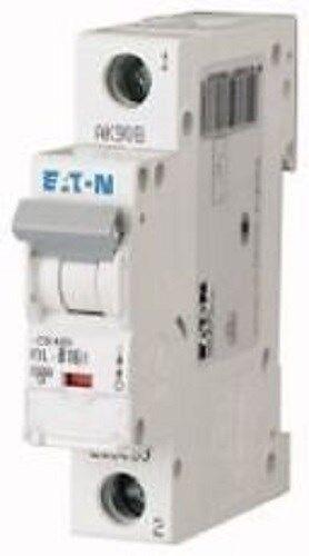 EATON Circuit breaker PXL-B16/1 circuit breaker 1 pol. B16A 10kA