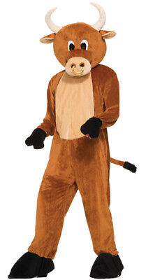 Brutus Halloween Costume (Adult Brutus The Bull Costume Size)
