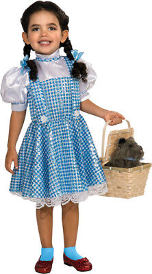 Girls Dorothy Sequin Halloween Costume](Dorothy Halloween)