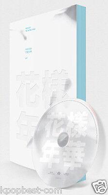 BTS Bangtan Boys 방탄소년단 In The Mood For Love Pt.1 WHITE VER. (3rd Mini Album) CD