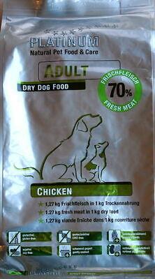 Platinum Adult Chicken (Huhn), Hundefutter / Trockenfutter / Hundenahrung
