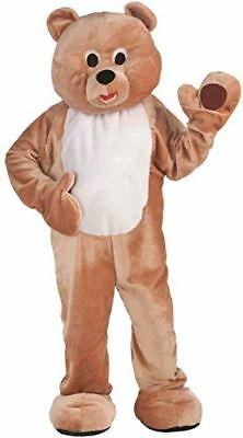 Forum Novelties Honey Teddy Bear Plush Adult Mascot Costume Holiday