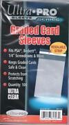 Ultra Pro Graded Card Sleeves