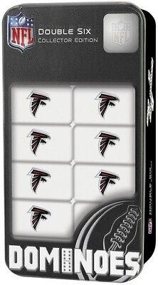 MasterPieces Atlanta Falcons Dominoes