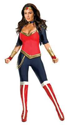 Womens Wonder Woman DC Comics Halloween