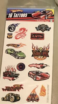 Party City Favors (Hot Wheels Speed City Party Supplies Favors Tattoos)