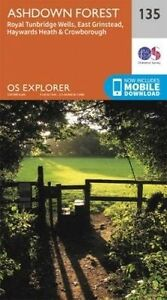 Ordnance Survey-Ashdown Forest  AC NEW