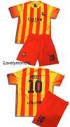 Messi Jersey Kids