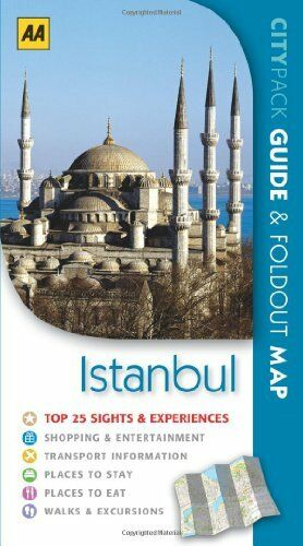 Istanbul (AA CityPack Guides) (AA CityPack Guides),AA Publishing