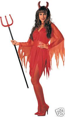 SEXY DEVIL LADY Adult Halloween Costume Standard -New ! (Halloween Devil Lady)