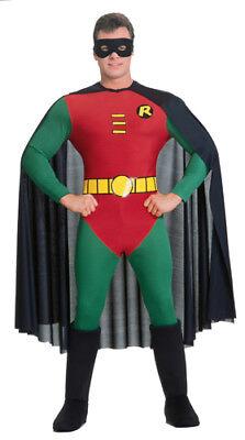 Deluxe Robin Halloween Costume Adult (Robin Halloween Costume Men)